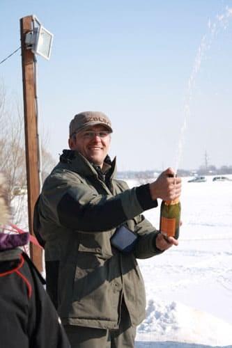 Чемпионат по ловле форели 2012