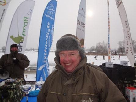 Чемпионата Русфишинга по ловле Форели 2012