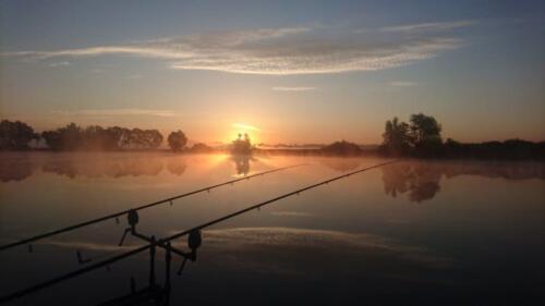 Ночная рыбалка фото 1