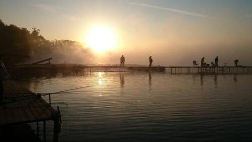 Ночная рыбалка фото 3